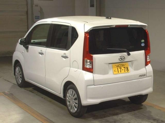 Import and buy DAIHATSU MOVE 2020 from Japan to Nairobi, Kenya