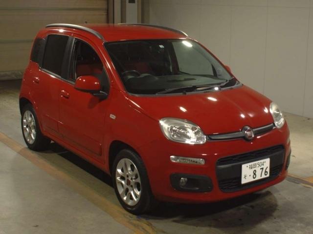 Import and buy FIAT PANDA 2014 from Japan to Nairobi, Kenya