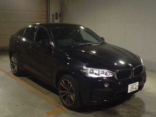 Import and buy BMW X6 2019 from Japan to Nairobi, Kenya