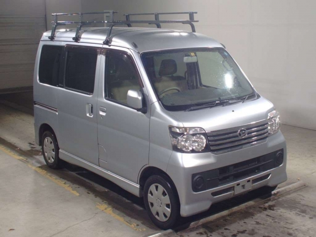 Import and buy DAIHATSU ATRAI WAGON 2014 from Japan to Nairobi, Kenya