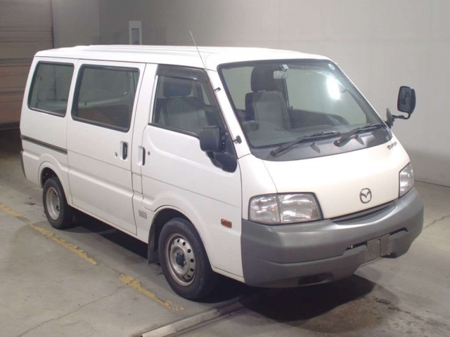 Import and buy MAZDA BONGO VAN 2014 from Japan to Nairobi, Kenya
