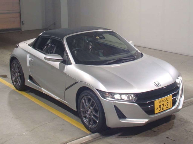 Import and buy HONDA S660 2020 from Japan to Nairobi, Kenya
