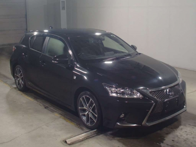 Import and buy LEXUS CT 2016 from Japan to Nairobi, Kenya