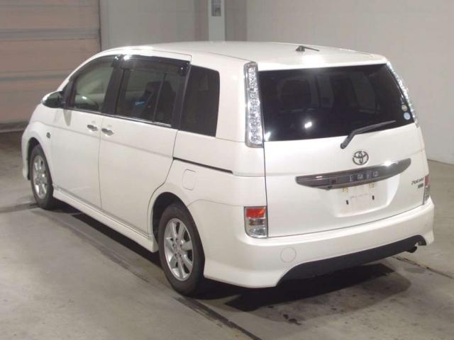 Import and buy TOYOTA ISIS 2014 from Japan to Nairobi, Kenya