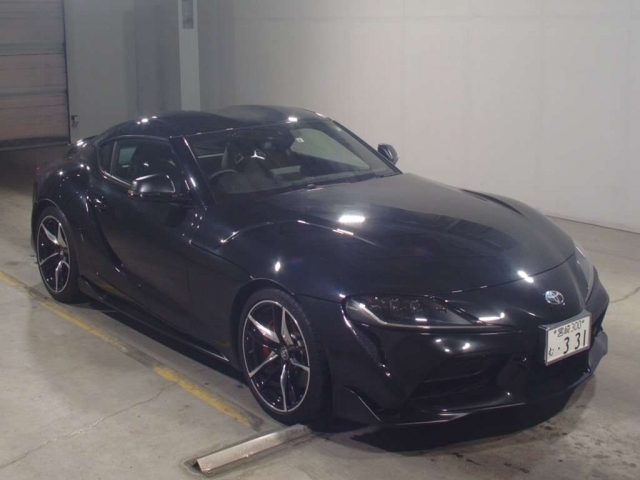 Import and buy TOYOTA SUPRA 2019 from Japan to Nairobi, Kenya