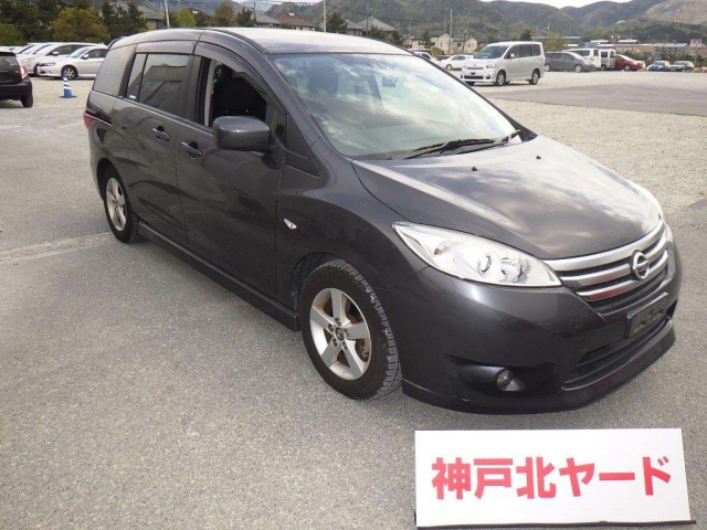 Import and buy NISSAN LAFESTA 2013 from Japan to Nairobi, Kenya