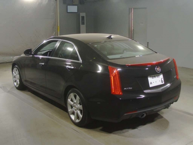 Import and buy GM CADILLAC ATS 2014 from Japan to Nairobi, Kenya
