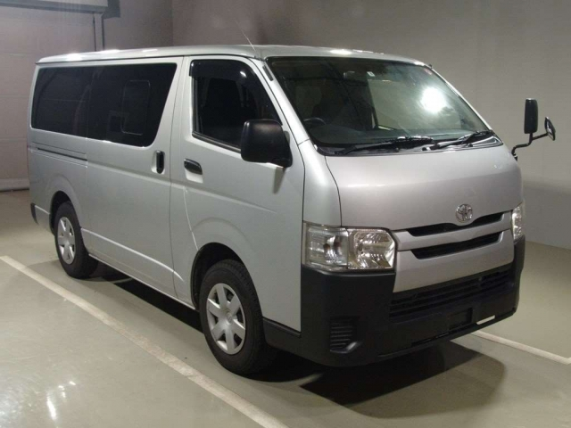 Import and buy TOYOTA REGIUS ACE VAN 2015 from Japan to Nairobi, Kenya