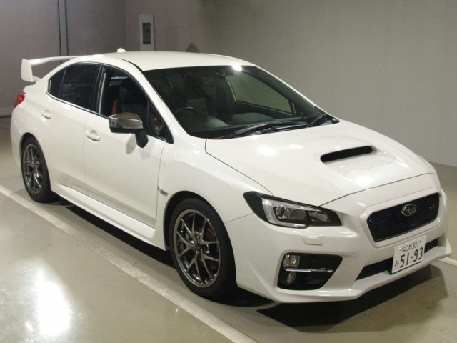 Import and buy SUBARU WRX 2014 from Japan to Nairobi, Kenya
