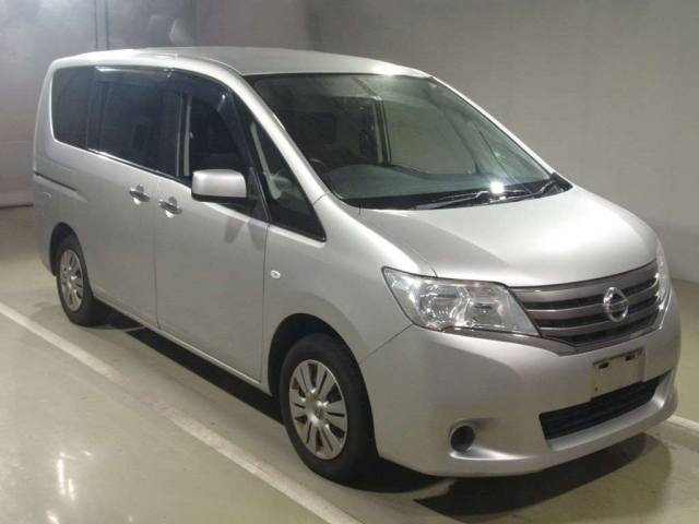 Import and buy NISSAN SERENA 2013 from Japan to Nairobi, Kenya