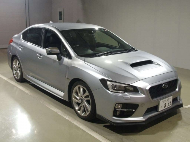 Import and buy SUBARU WRX 2016 from Japan to Nairobi, Kenya