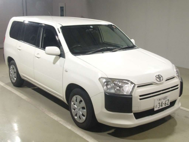 Import and buy TOYOTA PROBOX VAN 2014 from Japan to Nairobi, Kenya
