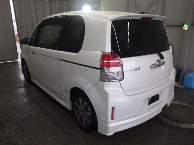 Import and buy TOYOTA SPADE 2014 from Japan to Nairobi, Kenya