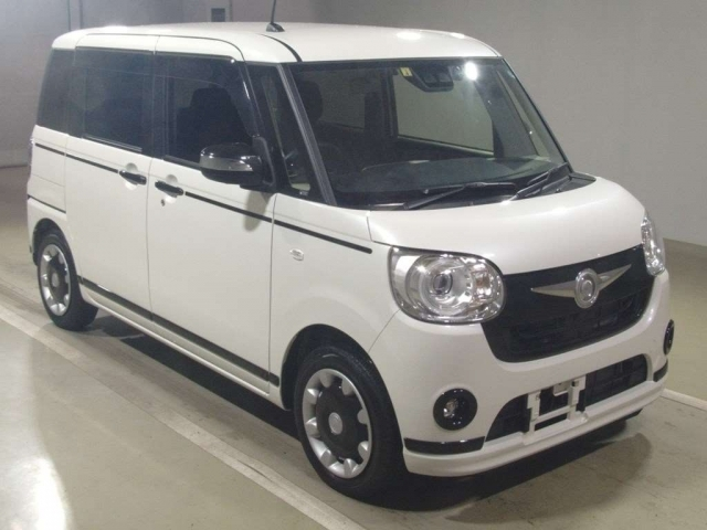 Import and buy DAIHATSU MOVE CANBUS 2020 from Japan to Nairobi, Kenya