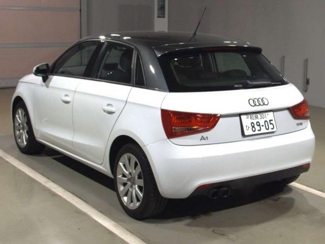 Import and buy AUDI A1 2014 from Japan to Nairobi, Kenya