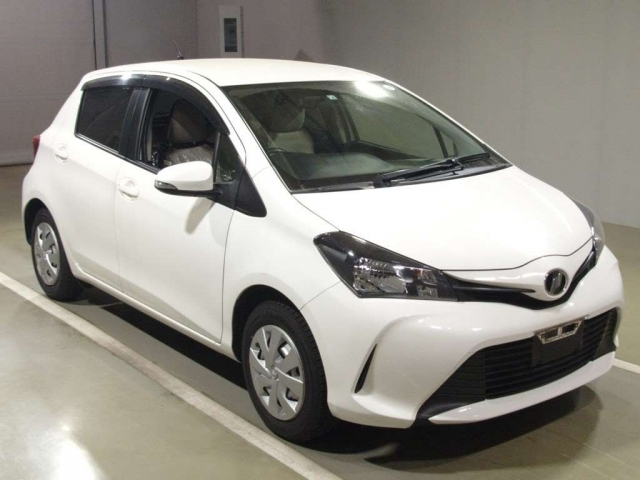Import and buy TOYOTA VITZ 2016 from Japan to Nairobi, Kenya