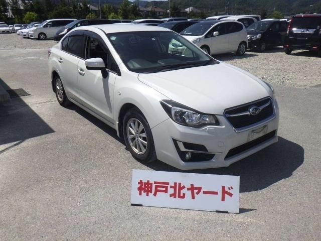 Import and buy SUBARU IMPREZA G4 2015 from Japan to Nairobi, Kenya