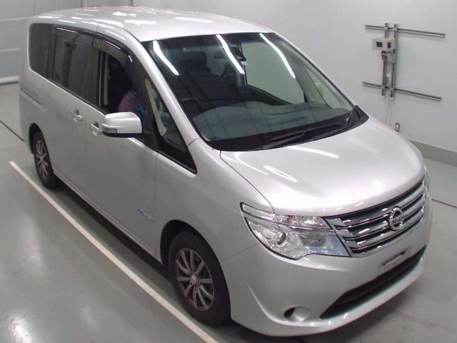 Import and buy NISSAN SERENA 2015 from Japan to Nairobi, Kenya