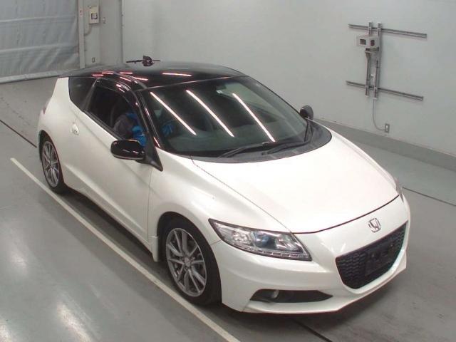Import and buy HONDA CR-Z 2014 from Japan to Nairobi, Kenya