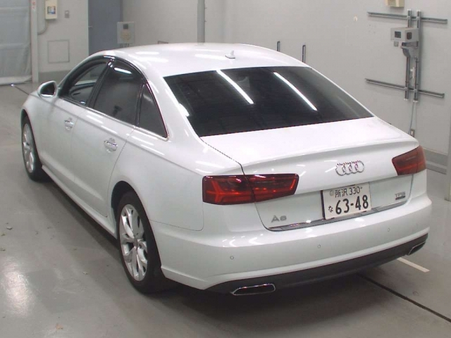 Import and buy AUDI A6 2016 from Japan to Nairobi, Kenya