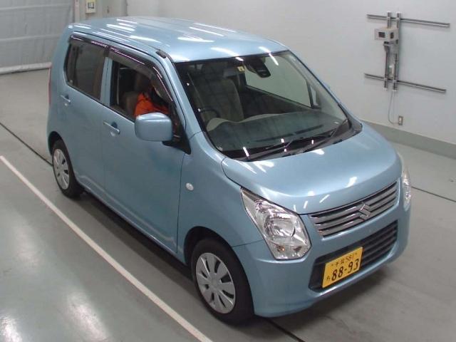 Import and buy SUZUKI WAGON R 2014 from Japan to Nairobi, Kenya