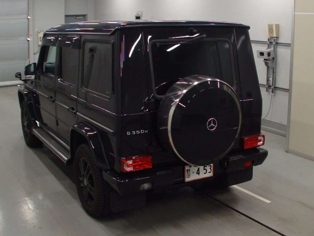 Import and buy MERCEDES BENZ G CLASS 2018 from Japan to Nairobi, Kenya