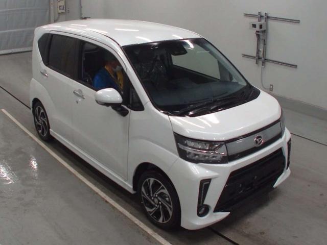 Import and buy DAIHATSU MOVE 2021 from Japan to Nairobi, Kenya