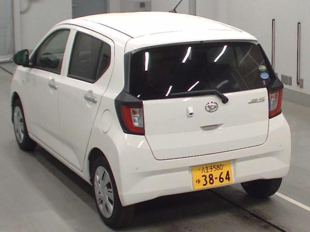 Import and buy DAIHATSU MIRA E S 2020 from Japan to Nairobi, Kenya