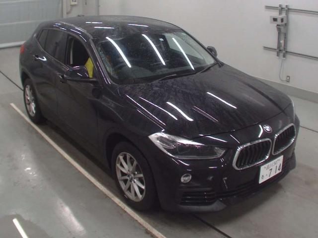 Import and buy BMW X2 2019 from Japan to Nairobi, Kenya