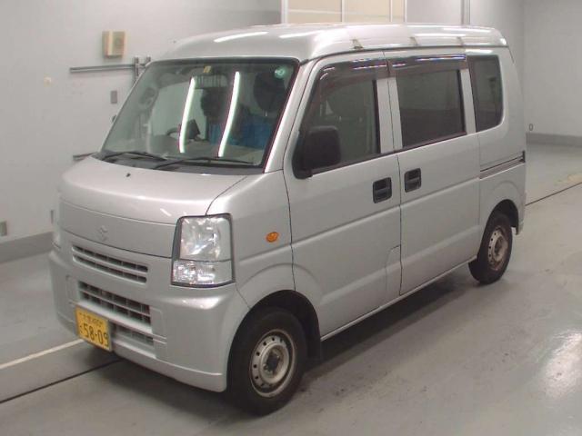 Import and buy SUZUKI EVERY 2014 from Japan to Nairobi, Kenya