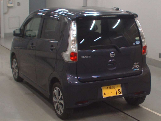 Import and buy NISSAN DAYZ 2014 from Japan to Nairobi, Kenya