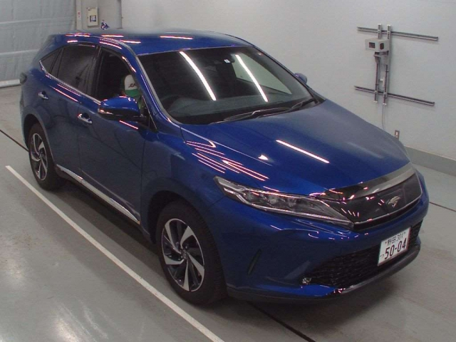 Import and buy TOYOTA HARRIER 2019 from Japan to Nairobi, Kenya
