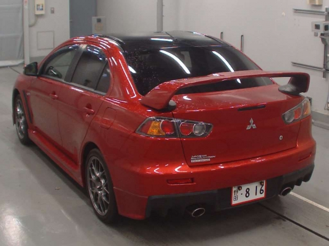Import and buy MITSUBISHI LANCER 2015 from Japan to Nairobi, Kenya