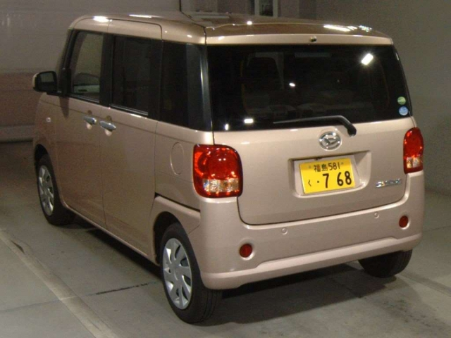 Import and buy DAIHATSU MOVE CANBUS 2019 from Japan to Nairobi, Kenya