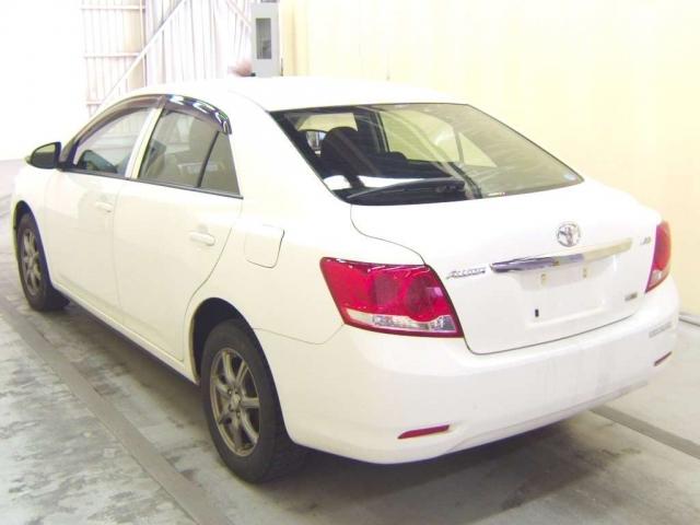 Import and buy TOYOTA ALLION 2013 from Japan to Nairobi, Kenya