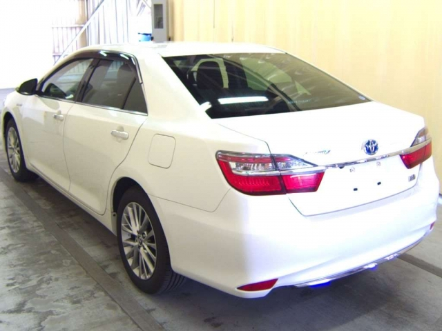 Import and buy TOYOTA CAMRY 2016 from Japan to Nairobi, Kenya