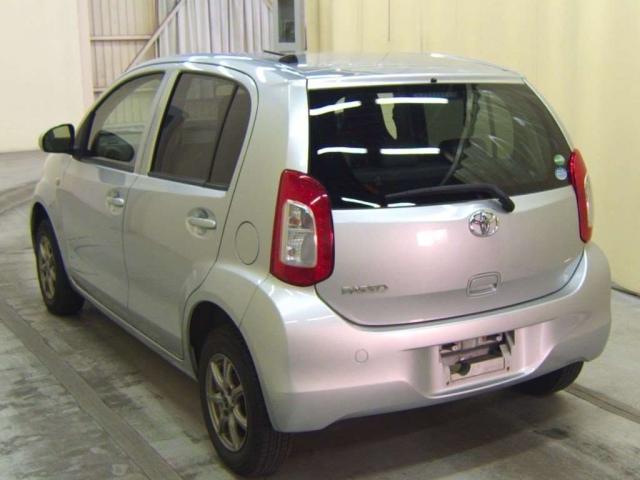 Import and buy TOYOTA PASSO 2015 from Japan to Nairobi, Kenya