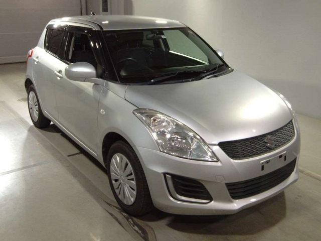 Import and buy SUZUKI SWIFT 2014 from Japan to Nairobi, Kenya