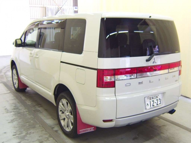 Import and buy MITSUBISHI DELICA D5 2016 from Japan to Nairobi, Kenya