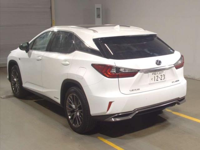 Import and buy LEXUS RX 2016 from Japan to Nairobi, Kenya