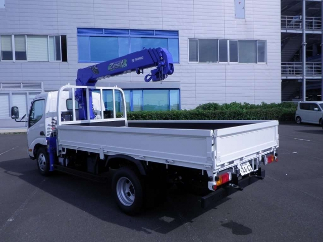 Import and buy HINO DUTORO 2019 from Japan to Nairobi, Kenya