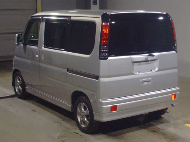 Import and buy HONDA VAMOS 2014 from Japan to Nairobi, Kenya