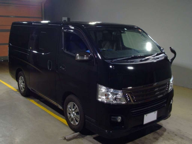 Import and buy NISSAN CARAVAN VAN 2017 from Japan to Nairobi, Kenya