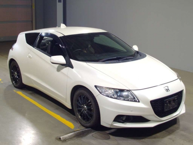 Import and buy HONDA CR-Z 2013 from Japan to Nairobi, Kenya