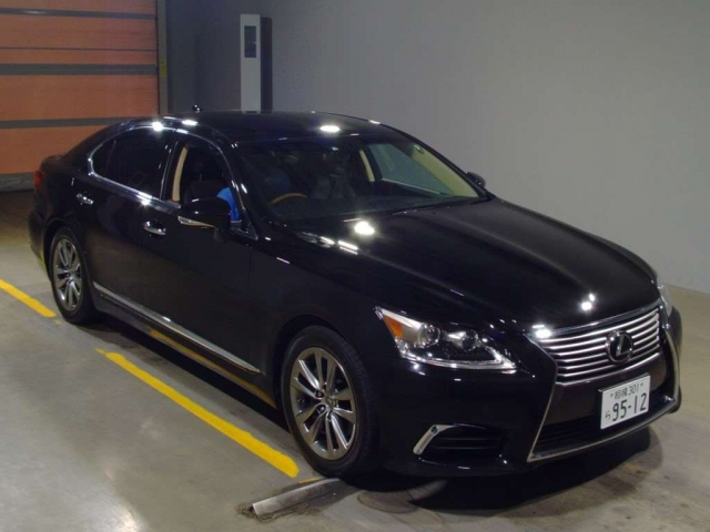 Import and buy LEXUS LS 2016 from Japan to Nairobi, Kenya