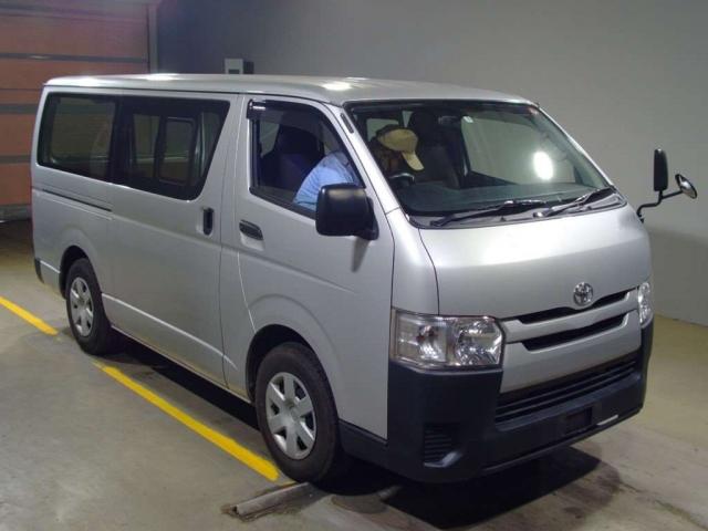 Import and buy TOYOTA REGIUS ACE VAN 2015 from Japan to Nairobi, Kenya