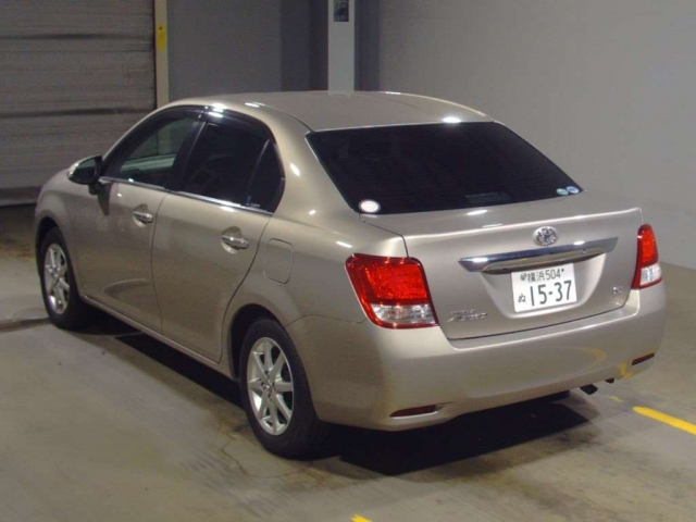 Import and buy TOYOTA COROLLA AXIO 2013 from Japan to Nairobi, Kenya