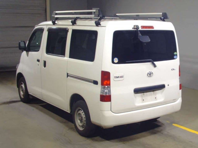 Import and buy TOYOTA TOWN ACE VAN 2015 from Japan to Nairobi, Kenya