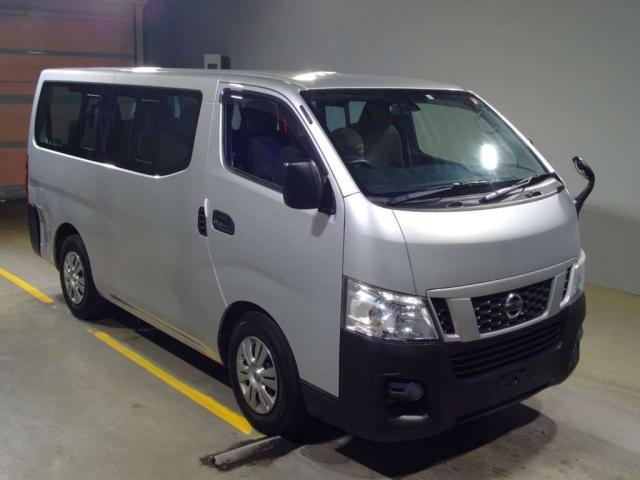 Import and buy NISSAN CARAVAN 2015 from Japan to Nairobi, Kenya