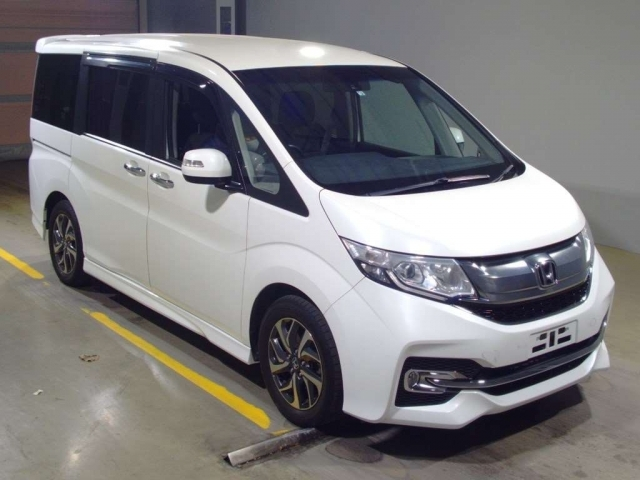 Import and buy HONDA STEP WAGON 2016 from Japan to Nairobi, Kenya